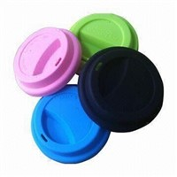 rubber coffee cup lid
