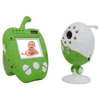 2.5''TFT LCD Apple considerate baby monitor