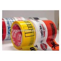 Bopp OPP Printed Tape Printed Adhesive Packaging Tape