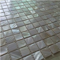 White Square Mother of pearl Manufacturer
