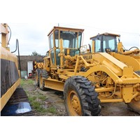 USED ORIGINAL CATERPILLAR 12G MOTOR GRADER/USED CAT MOTOR GRADER FOR SALE