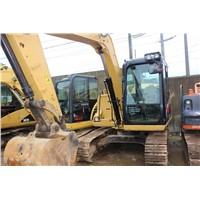 USED ORIGINAL CATERPILLAR 307D EXCAVATOR/USED CAT EXCAVATOR FOR SALE