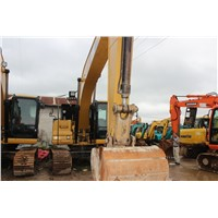 USED ORIGINAL CATERPILLAR 320D EXCAVATOR/USED CAT EXCAVATOR FOR SALE