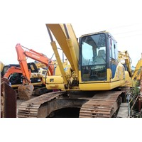 USED ORIGINAL KOMATSU PC200-7 EXCAVATOR/USED CRAWLER EXCAVATOR FOR SALE