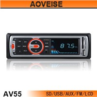 high quality car mp3 player with USB/SD port