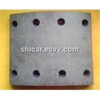 Brake Lining 5336-3501105 MAZ