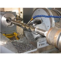 SKLX300 CNC screw pump rotor milling machine