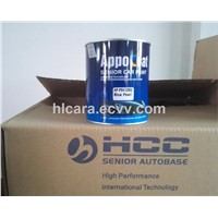 HCC Paint 1K Metallic Basecoat, Hoolong Paint