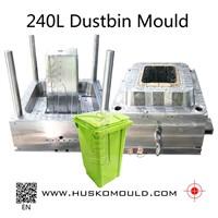 240L Dustbin Mould