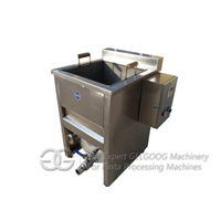 Manual Model Chips Deep Fryer Machine With Single Baskest