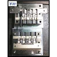 2015 New Network Wire Head Mould Mold Die for RJ Crystal Head Chinese Mould Supplier