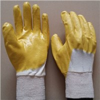 Ansell Nitrile Safety Gloves Cheaper Working Gloves