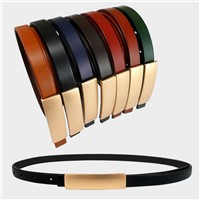 genuine cow leather belts women waist belts fashion waist strap