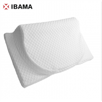 IBAMA Blood and Spirit Active Oxygen Ergonomic Memory Foam Pillow with Cool Gel, Adjustable Height