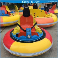 high quality bumper car with remote control +MP3 for children and adult