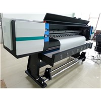 1.8m Strong  Indoor and Outdoor Printing Machine Flex Banner Printer