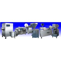 2015 alpha vacuum bowl cutter,meat processing equipment