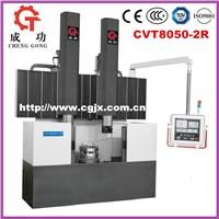 CVT8050-2R CNC Vertical Lathe Machine CNC Vertical Lathe in Lathe