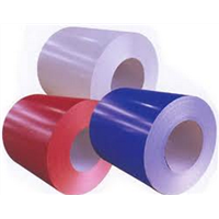 1100,3003,3105,1060, 1050,5052 PE Color Coated Aluminum Coil for Roofing, Gutter, Shutter, ACP, Trailer