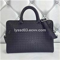 braid conference bag for men genuine bag for men,Leather Business Bag for Man