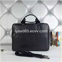 new multi-functional casual genuie leather bag for men
