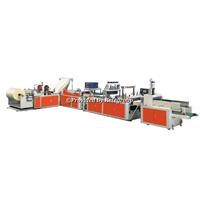 2015 New Full Automatic Non Woven Bag Making Machine