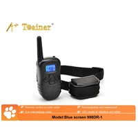 A+Trainer 998DR-1 330 Yards electric collars for dog Waterproof Dog Training Collar bark collar