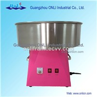 Candy floss machine high quality for commercial CE certificate