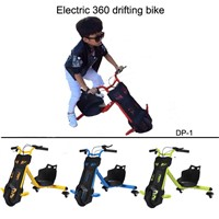 Electric 360 degree  drifting bike for kids