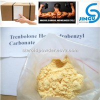 Injectable Anabolic Steroid Trenbolone Hexahydrobenzyl Carbonate 100 mg/ml