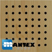 Wooden Perforated Acoustic Panel wall acoustic panels ceiling acoustic panels