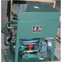 plate Pressure unclean industrial oil purification machine