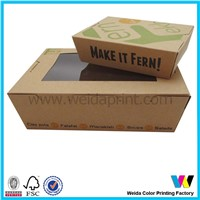 hot sale best quality food paper packaging box
