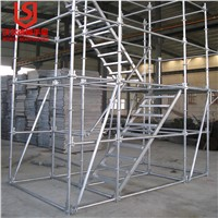 2015 hot sale ring-lock scaffolding for construction