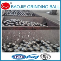Baojie Dia20-150mm low wear rate grinding media for gold ore