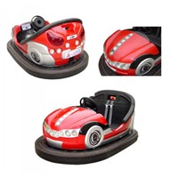 Amusement park battery electric bumper cars rides
