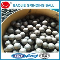 High chrome steel Material Grinding Steel Balls for mining