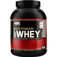 Optimum Nutrition Gold Standard Whey Protein Cookies N' Cream - 5 lb jar