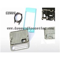 Aluminum die casting shell for consumer electronics