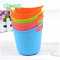Korean style desktop trash sundries cleaning storage barrels household mini barrels
