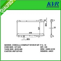 TOYOTA Radiator FOR COROLLA COMPACT E9 89-95