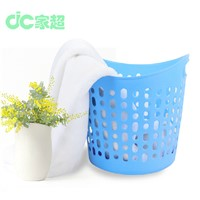 plastic round laundry basket washing laundry basket for storage