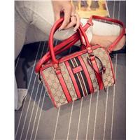 2015 designer handbag high quality famous brands Pattern Print Tote Messenger bag Shoulder bags