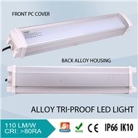 Fluorescent Light Fixtures LED Pendant Ceiling Lights 0.6m, 1.2m 1.5M tri-proof light