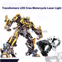 Transformers LED Cree Waterproof Motorcycle Light 30W