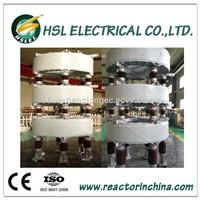 Dry type Air Core Shunt reactor industrical choke 10KV 20KV 35KV