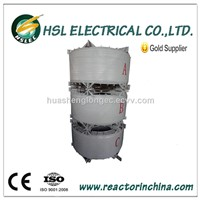 6KV 6% Three Phase Air Core Series Reactors for capacitors
