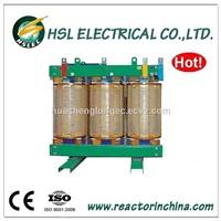 SGB10 10KV H Grade Non-Encapsulated Dry Type Power Transformer 400kva