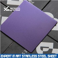 304 4x8 PVD coating stainless steel decorative sheet