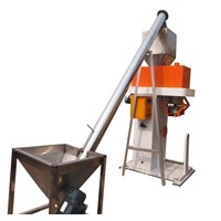 PLC screen cement packing machine for sale